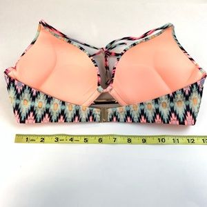 Victoria's Secret Swim - Victorias Secret Bikini Top 34C Bombshell Pink